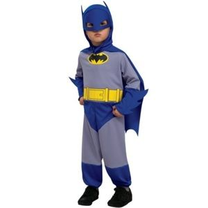 3/$25🌷 NEW Batman Blue Halloween Costume 1-2 Year